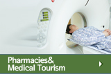 Go to Pharmacy and Medical Tourism Information